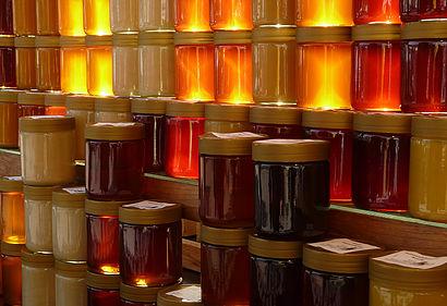 Miel de Lituanie - Miel lituanien - Miel de forêt Lituanie - Miel de fleurs lituanie
